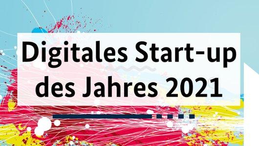 Digitales Start-up des Jahres 2021