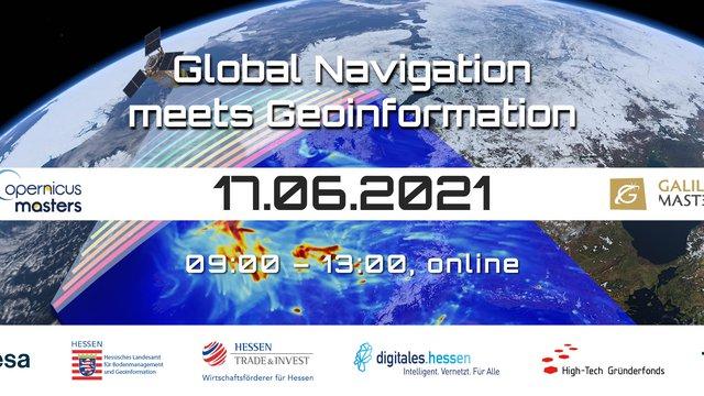 10. Global Navigation meets Geoinformation 2021