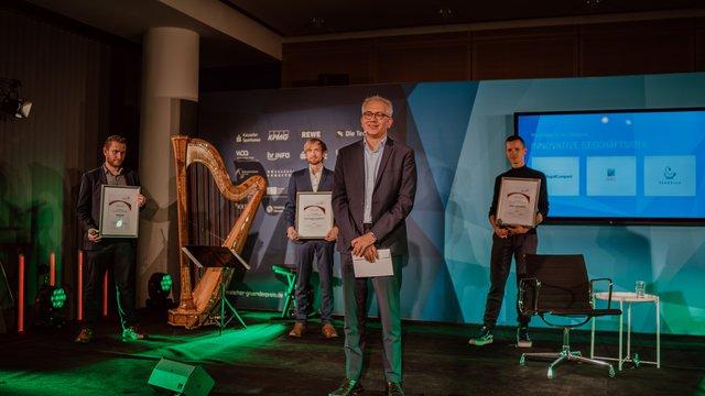 Preisträger des Hessischen Gründerpreises 2020