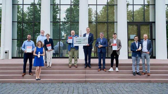Science4Life Preisträger 2021