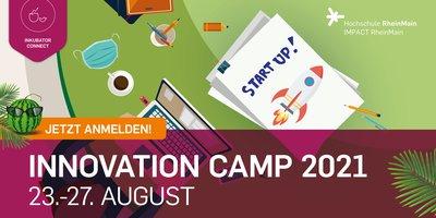 IMPACT RheinMain InnovationCamp2021