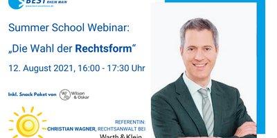Best Excellence: Seminar Rechtsformen