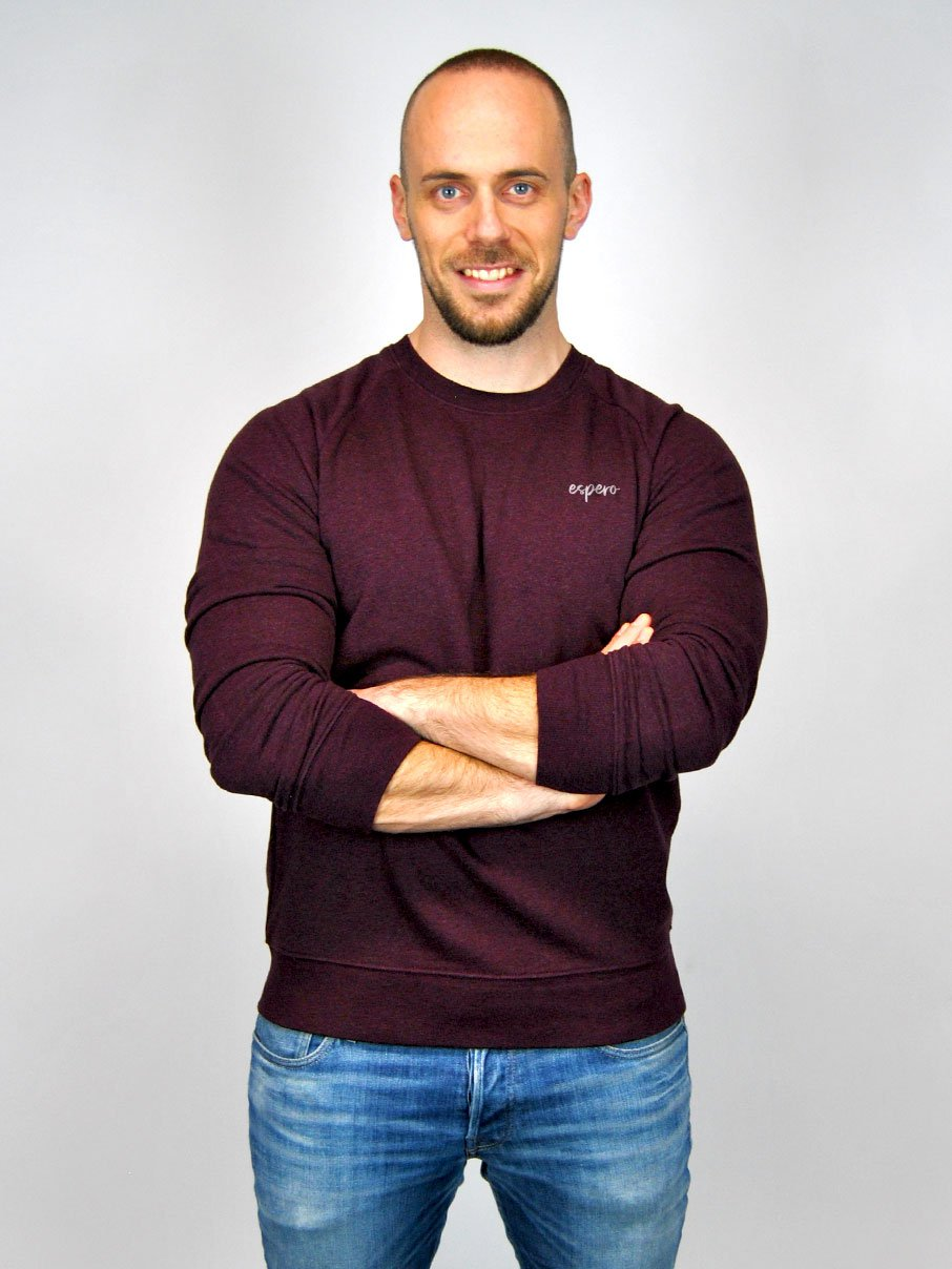 Espero-Gründer Tim Weinel.