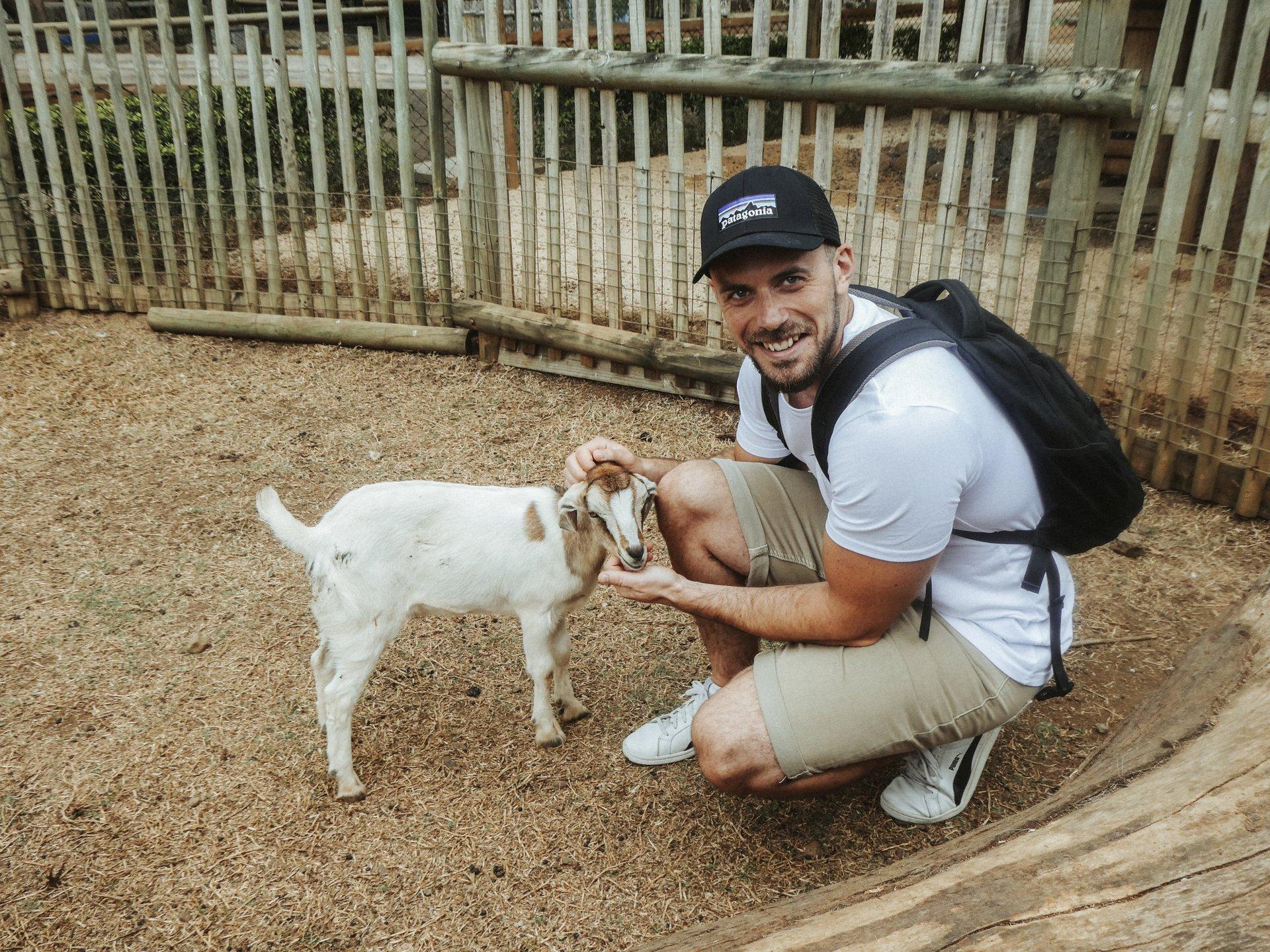 Die Liebe zu Tieren war der Beweggrund zur Gründung von Espero.