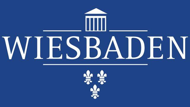 Logo Landeshauptstadt Wiesbaden
