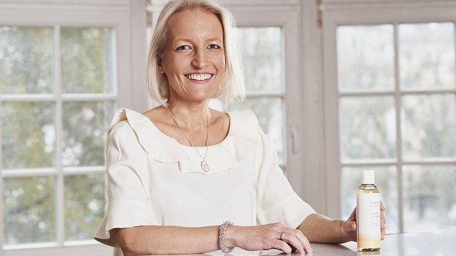 Martina Wiesbauer von Fräulein Haircare