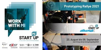 StartMiUp Prototyping Rallye